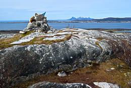 Høgnakken -  Foto: Tursiden for Bodø og Salten
