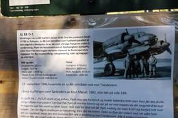 Flyvraket er skiltet - Foto: Jorann Sodefjed Tørnkvist