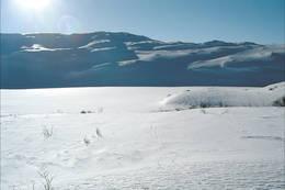 Etne- Saudafjellene og Folgefonna - Foto: Den Norske Turistforening