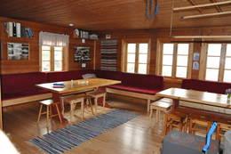 Stua på Munkebu - Foto: Tone Repstad