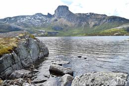 Steigtindvatnet i Bodø -  Foto: Tursiden for Bodø og Salten