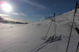 Skrubbshusvatnet -  Foto: DNT Sør
