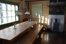 Stua på Fjellvang - Foto: Linda Sannum
