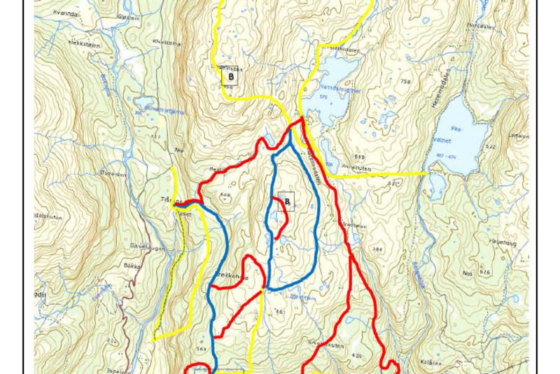 Kart Brekkeheia