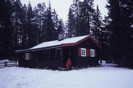 Råbjørnhytta - Foto: Per Roger Lauritzen