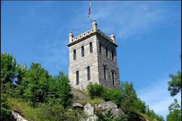 Slottsfjellstårnet i Tønsberg -  Foto: Svein Olsen - Tønsberg og Omegn Turistforening