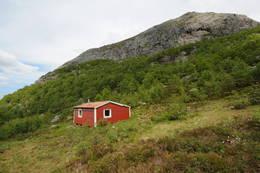 Gamle Skåpet -  Foto: Kjell Helle-Olsen