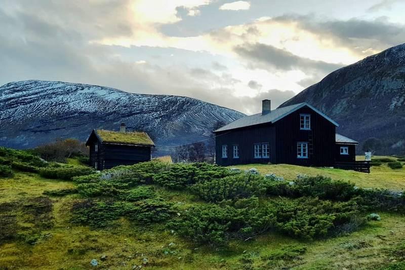 Kontraster i Grøvudalen, foto: Hanne Wollan