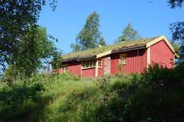 Sætersetra -  Foto: Kristiansund og Nordmøre Turistforening