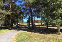 Startpunkt i Minneparken - Foto: Steinar Tolf Jacobsen