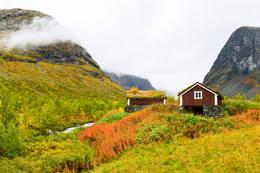 Stølsmaradalen - Foto: Jørn Følstad