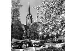 Kirken - Foto: Marinemuseet