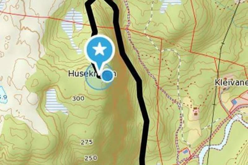 GPS logg