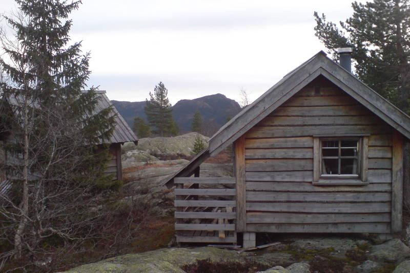 Annekset ved Sveinsbu