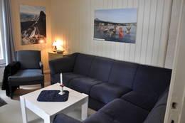 Stua i 1. etasje - Foto: Pål Malm/DOT