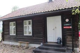 Inngangspartiet - Foto: Anne Gallefos Wollertsen/DOT