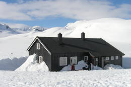 Hellevassbu - Foto: Torfinn Evensen