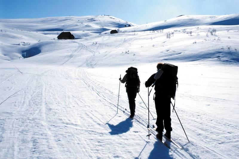 Skitur til Grautheller
