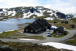 Geiterygghytta - Foto: Turid Eggen Hanshaugen