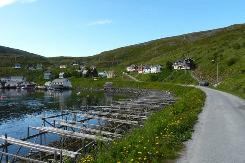 Akkarfjord - Sørøya