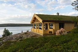 Øyungshytta åpner 8. juli -  Foto: Helge Stikbakke