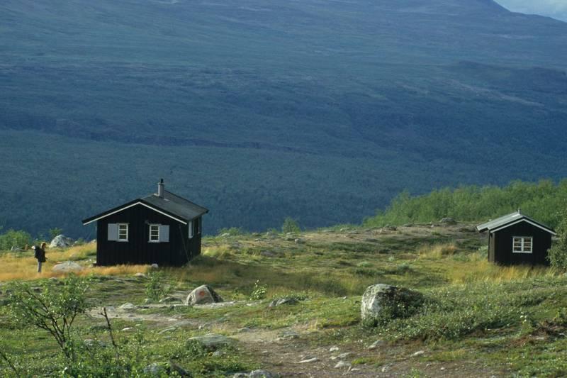 Dividalshytta, Øvre Dividal Nasjonalpark, Indre Troms