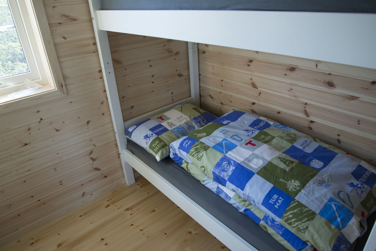 Soverom  DNTs nye sengetøy