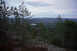 Utsikt fra Grevestein -  Foto: Roar Straume