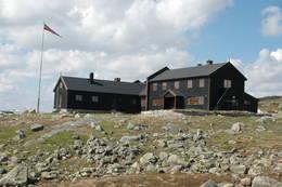 Sandhaug - Foto: DNT Oslo og Omegn