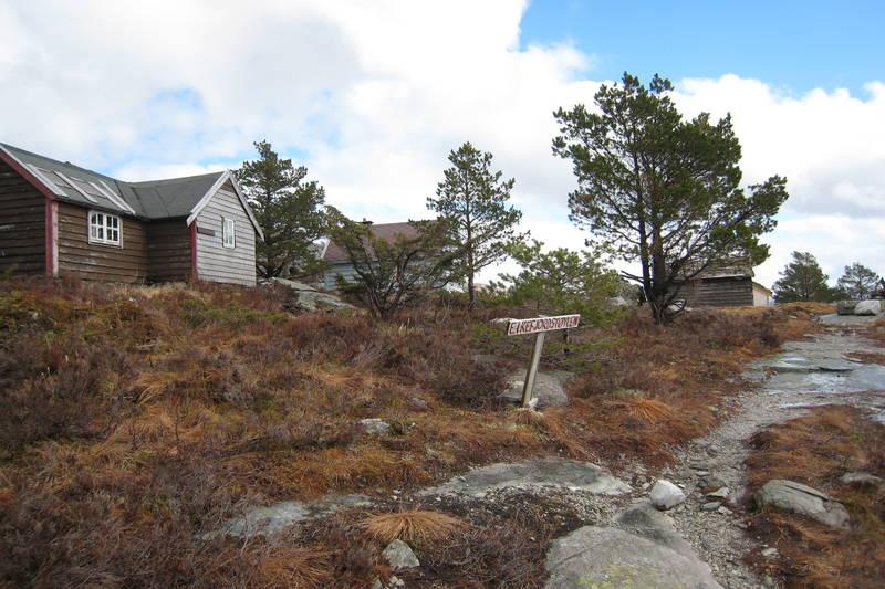 Eikefjordstøylen