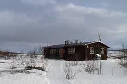 Njunjes Fjällstuga - Foto: Svenska Turistföreningen