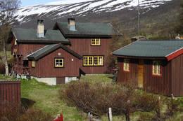 Dindalshytta - Foto: Trondhjems Turistforening