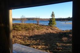 Utsikten fra gapahuken - Foto: Lars Storheim