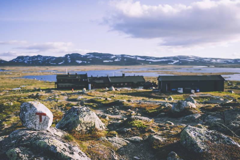 I dette praktfulle fjellområdet kan du oppleve den behagelige stillheten høyfjellet gir.