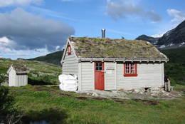 Mosdalsbu -  Foto: Bergen og Hordaland Turlag