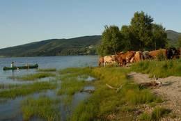 Leksdalsvatnet - Foto: Visit Innherred, Leif Arne Holme