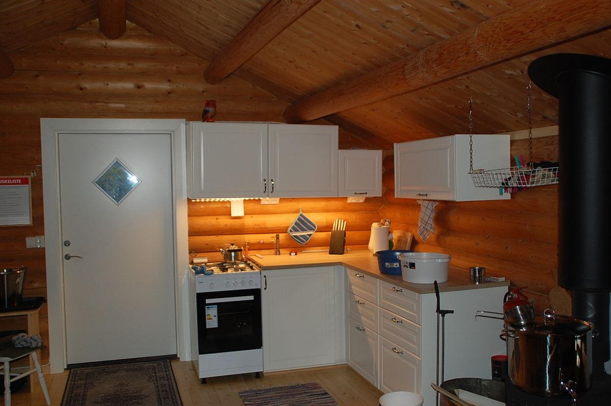 Kjøkken Veresstua