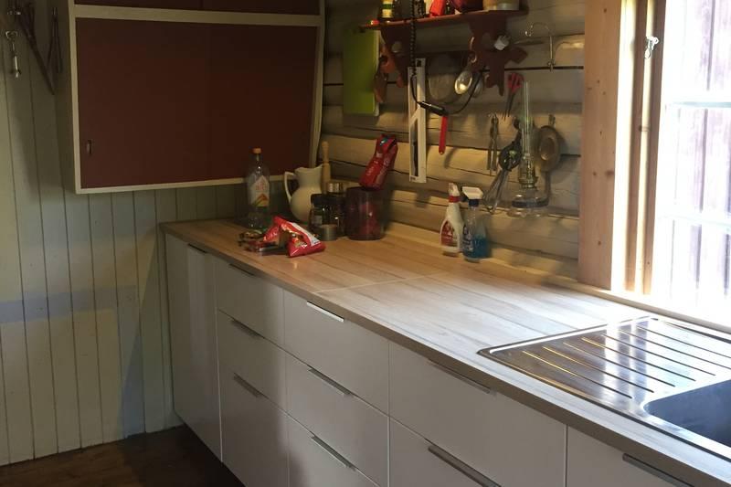 Ny kjøkkeninnredning i 2018