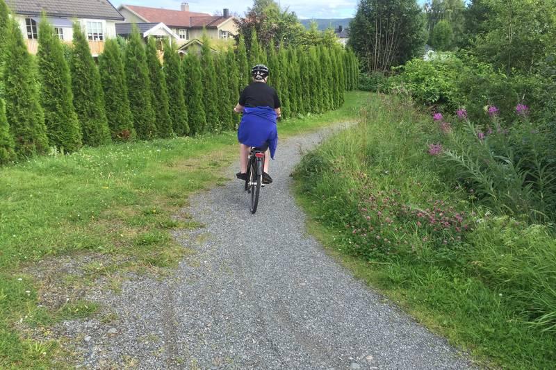 Bra sykkelsti