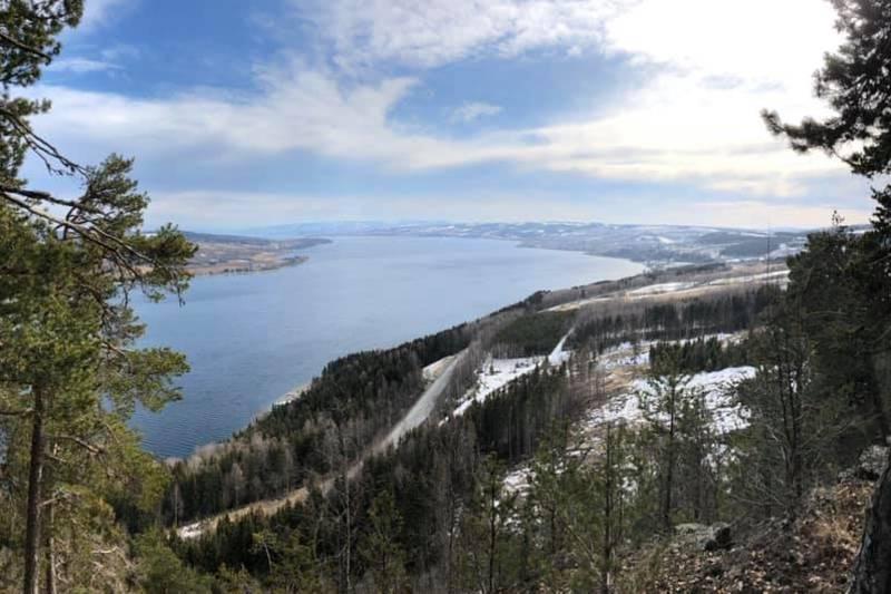 Utsikt fra Ramberget