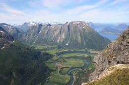 Romsdalen - Foto: Ukjent