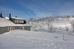 Virvasshytta - Foto: Åshild Bjørnådal