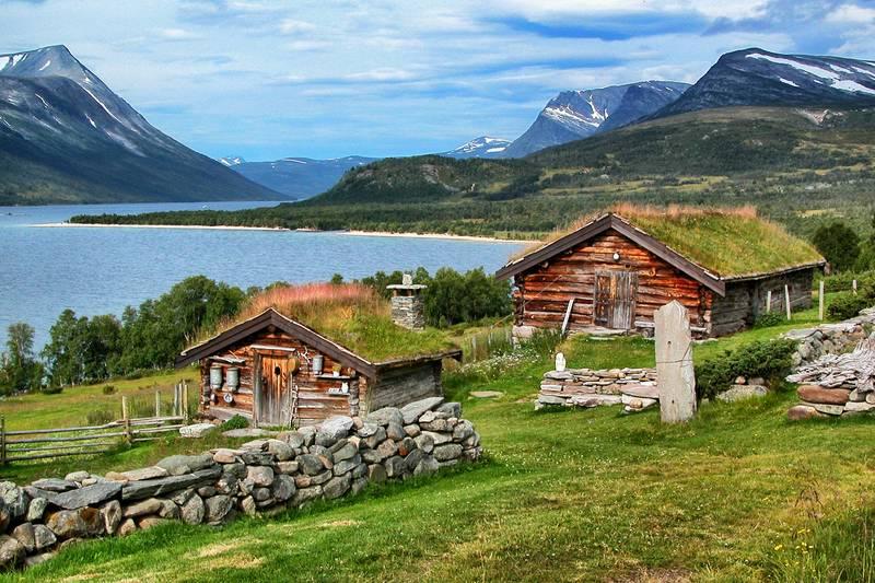 Gjevilvassdalen er av mange utnevnt til en av Norges vakreste seterdaler.