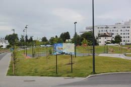 Stadionparken -  Foto: Kathrine Kragøe Skjelvan