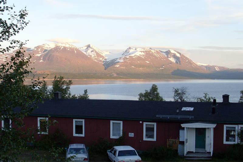 Vaisaluokta Fjällstuga, Lappland, Nord-Sverige