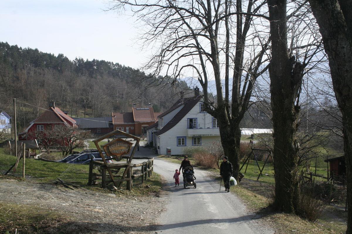 Hogganvik Gård