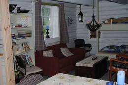 Stue og soverom (6) - Foto: