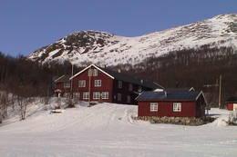 Mogen Turisthytte er åpen i påska - Foto: Per Roger Lauritzen