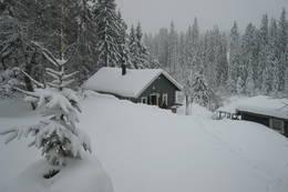 Vinter 2008 - Foto: DNT Oslo og Omegn