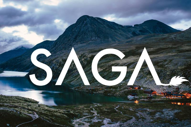 SAGA - Langruta mellom Lillehammer og Dovre